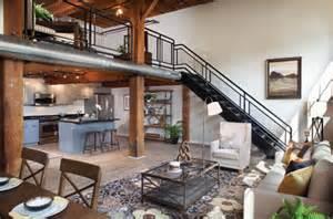 Open Floor Plan With Loft Dna Lofts Boston S Luxur Properties
