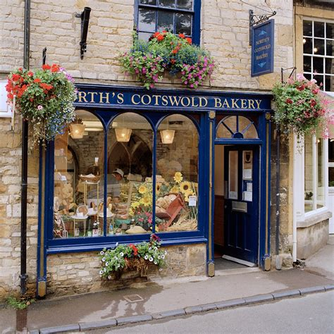Spanish Awnings European Photo Of North S Cotswold Bakery In Stow On The