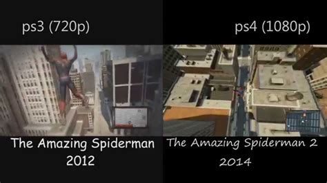 kaset ps4 the amazing spider 2 the amazing ps3 vs the amazing 2
