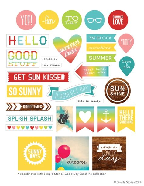 printable sticker paper national bookstore happy national scrapbook day simple stories