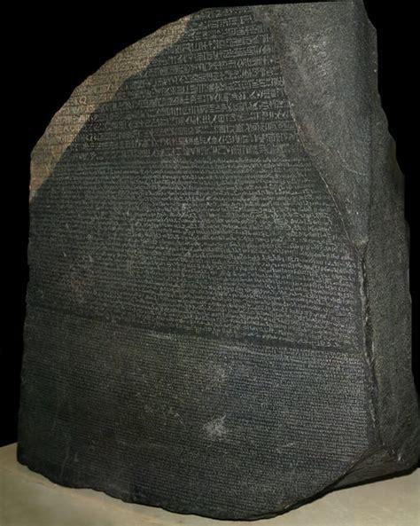 rosetta stone inscription museum british museum london carpe diem 101