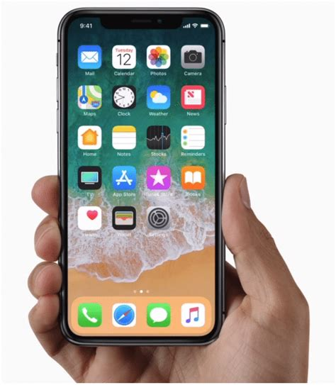 iphone x how to access home screen multitasking
