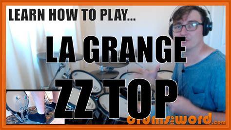 la grange lesson la grange zz top drum lesson preview how to play