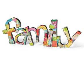 family word clipart clipartion