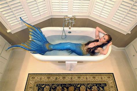 mermaid in bathtub 2348 best mermaids images on pinterest ariel big