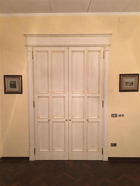porte a soffietto napoli porte a soffietto in legno su misura porta a soffietto