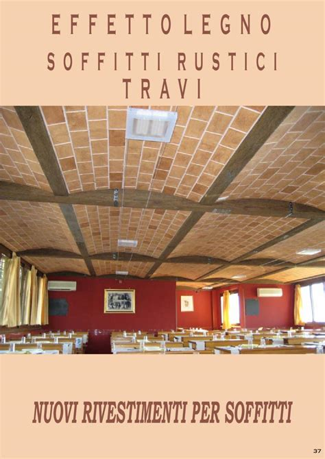 travi soffitto finto legno rivestimento soffitto finto legno