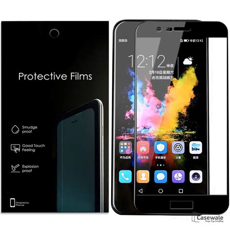 Tempered Glass 0 3mm Oppo F3 Plus tempered glass screen protector for huawei honor 8 pro v9