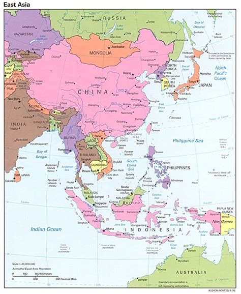 asia s maps of asia and asia countries political maps
