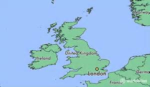 London World Map by Where Is London England Where Is London England
