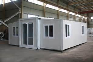 Tiny Bedrooms expandable house exports to australia container house