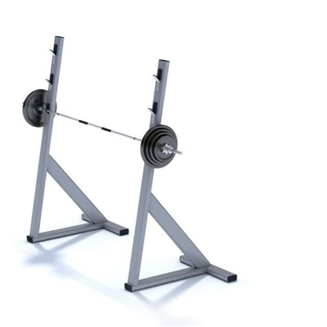 bench press by weight bench press weight 3d model