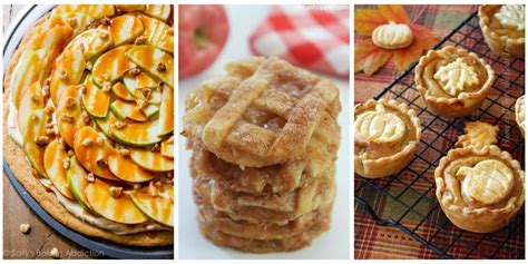 31 easy fall desserts best recipes for autumn desserts