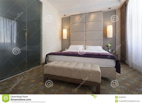 description d une chambre d hotel int 233 rieur d une chambre 224 coucher d h 244 tel de luxe avec la