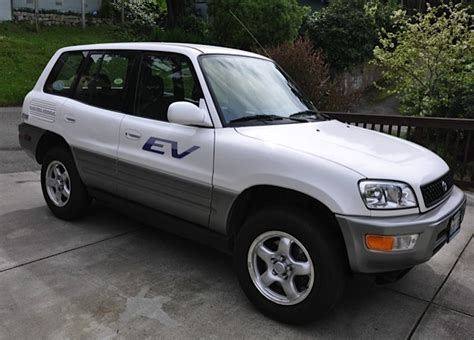 Fortuner Ad 1501 M Green 2002 toyota rav4 ev on ebay image in america