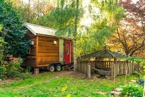 tiny house rental community tiny house community celebrates 1 year anniversary