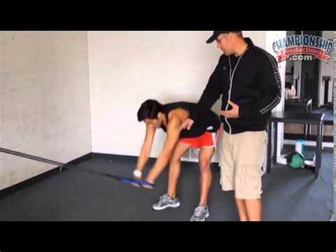 how to get better at arm a dryland exercise to improve shoulder and arm strength