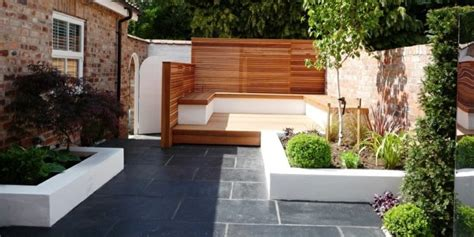 Gartenideen Modern