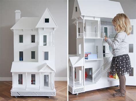 casa bambole fai da te come costruire una casa delle bambole un idea fai da te