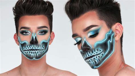 james charles makeup art james charles without makeup or no makeup without makeup