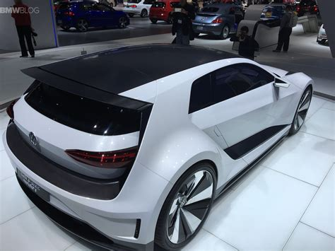 Auto Golf Cart by Vw Launches Gte Sport Concept At 2015 La Auto Show