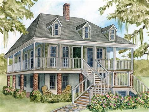 french colonial archetecture french colonial house plans french colonial architecture