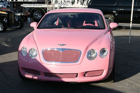 bentley car pink pink bentley continental gt on asanti rims 1 madwhips