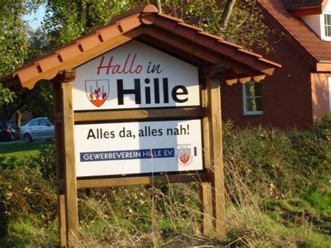 wohnungen hille reimlers teich hille bild hille nordrhein
