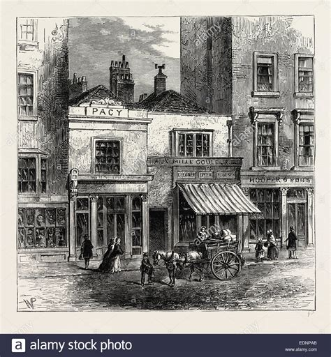 house to buy in london uk old houses in holborn london uk 19th century engraving stock photo royalty free