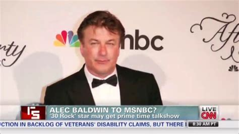 Are Not To Forget Alec Baldwins Rant by Cnn Discusses Alec Baldwin Getting Msnbc Show Without