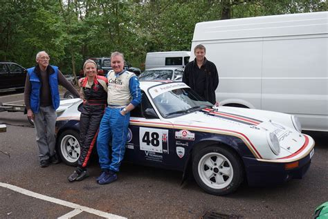 Sarah Porsche by Sarah Celebrates Successful Weekends In Two Porsches