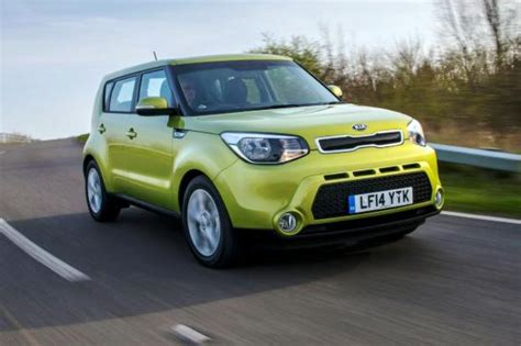 Kia Soul 2014 Green New Kia Soul Goes On Sale In Uk Pricing Starts At 163 12 600