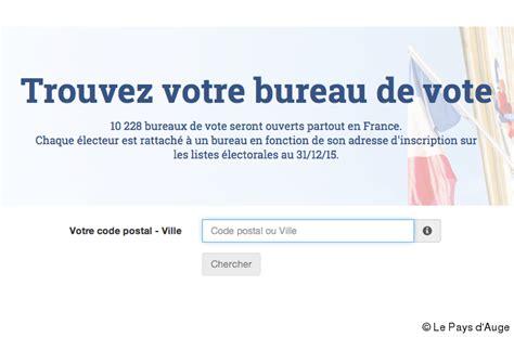 Les Bureaux De Vote De La Primaire De La Droite Et Du Bureau De Vote Nantes