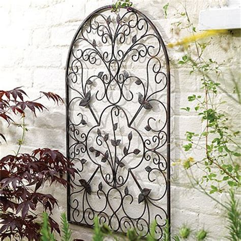 Decorative Garden Wall by Arbors Trelliswork Uk Decorative Metal
