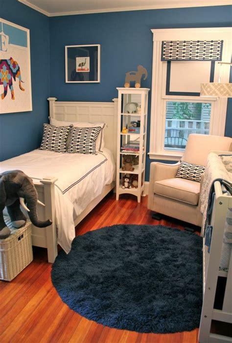 deco mur chambre bebe 1001 id 233 es pour une chambre b 233 b 233 en bleu canard des