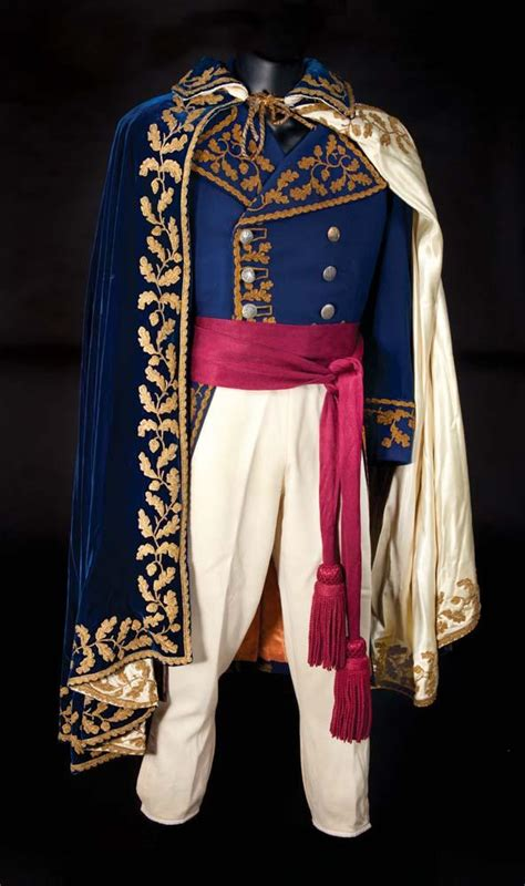 michael rennie napoleonic style complete formal 4