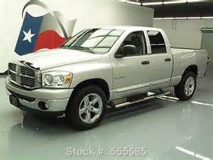 Steps For Dodge Ram 1500 Buy Used 2008 Dodge Ram 1500 Lone Cab Side Steps