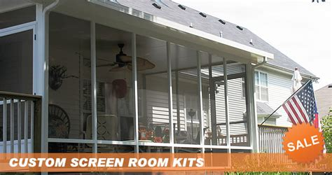 Screen Room Kits by Do It Yourself Patio Covers Carport Kits Screen