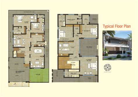 500 square yard house plan bahria paradise karachi new booking and prices berq properties