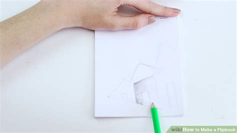 How To Make A Flipbook With Paper - how to make a flipbook with paper www pixshark