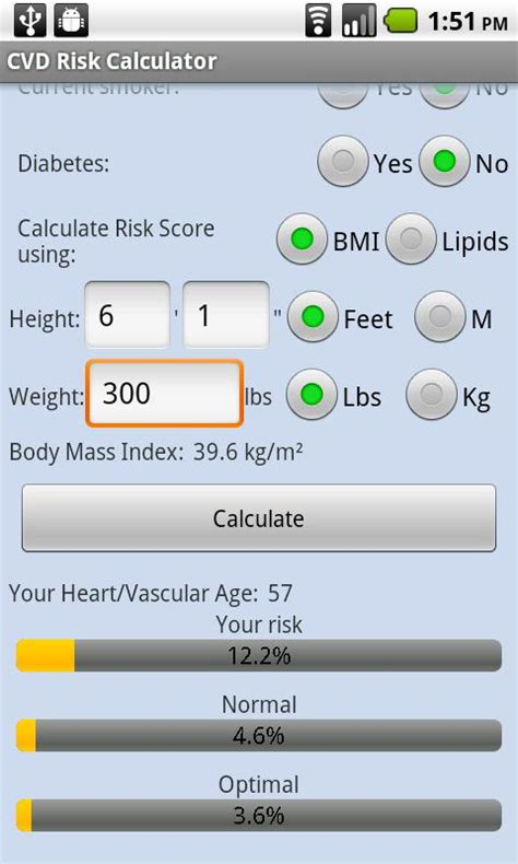 calculator game level 88 heart age calculator android apps on google play