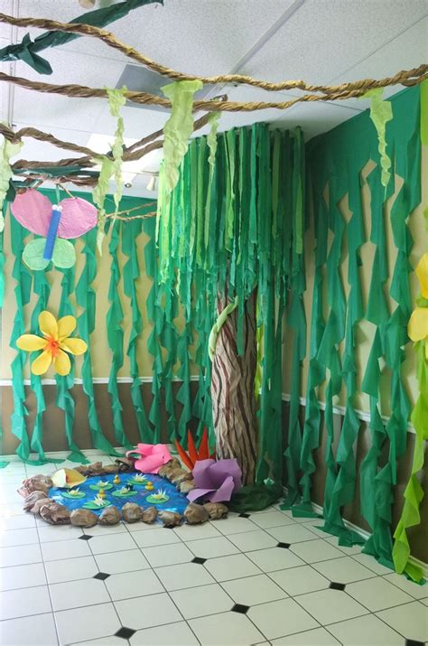 Decorating Ideas For Journey The Map Vbs 331 Best Images About Jungle Inspired Ideas On