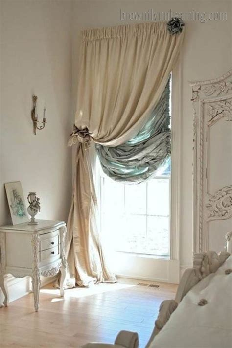 window curtain ideas bedroom curtain ideas for short windows