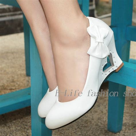 Wedges On 02 Best Seller big size 34 43 free shipping wedges shoes sweet