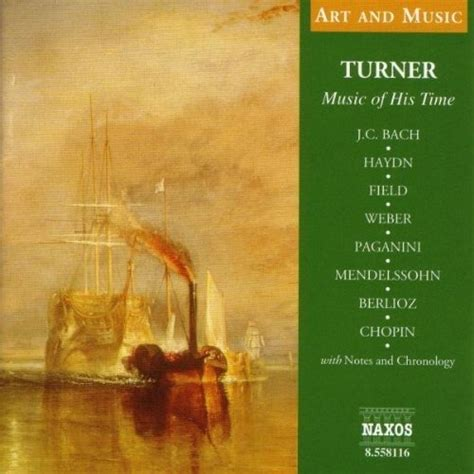 turner in his time 0500238308 19 best images about art music album covers naxos on the descent wild