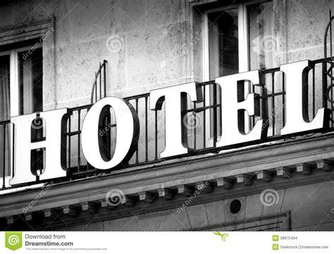 Imagenes De Vacaciones En Blanco Y Negro | hotel en blanco y negro imagenes de archivo imagen 38675404