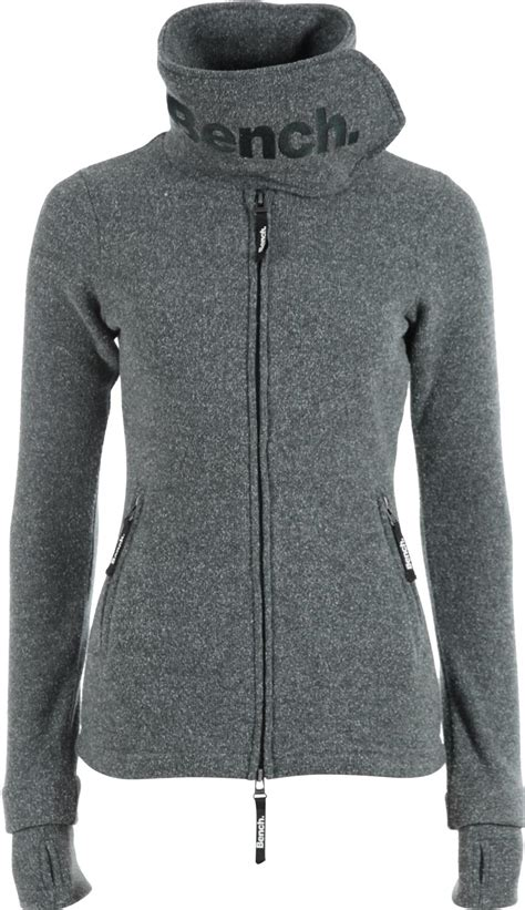 bench funnel neck jacket bench funnel neck w jacket grey heather