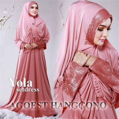 Baju Muslim Wanita Modern desain terkini baju muslim modern khusus wanita