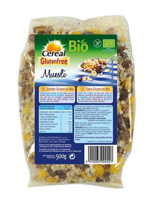Energy Muesli 500gr cereal muesli 500 gram cereal kopen