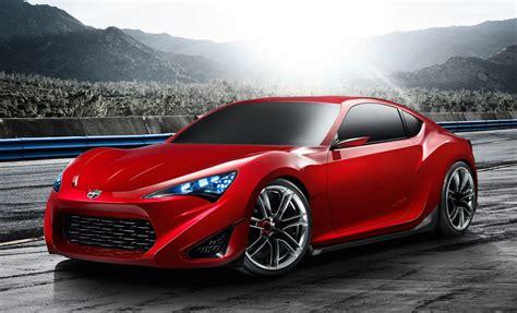 Scion And Toyota Toyota Scion Fr S